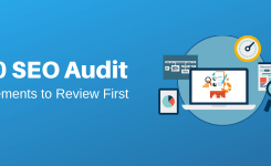 Top 10 SEO Audit Elements to Review First