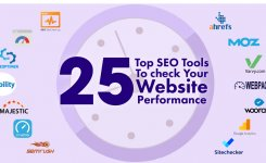 Top 25 SEO Tools to Check Your Website Performance