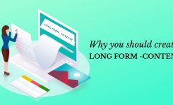 Why Is It Crucial To Write Long-Form Content?