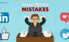 11 Mistakes that Businesses Make on Social Media